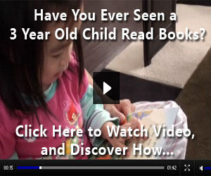 Teach little ones to read
